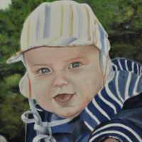 Dickes Baby